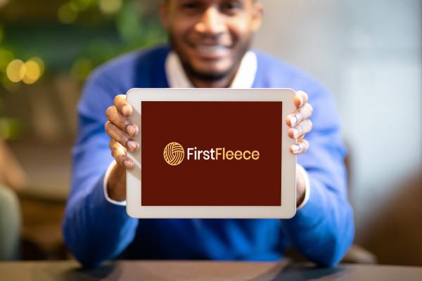 Sample branding #3 for Firstfleece
