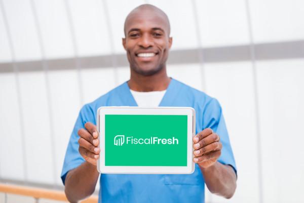 Sample branding #2 for Fiscalfresh