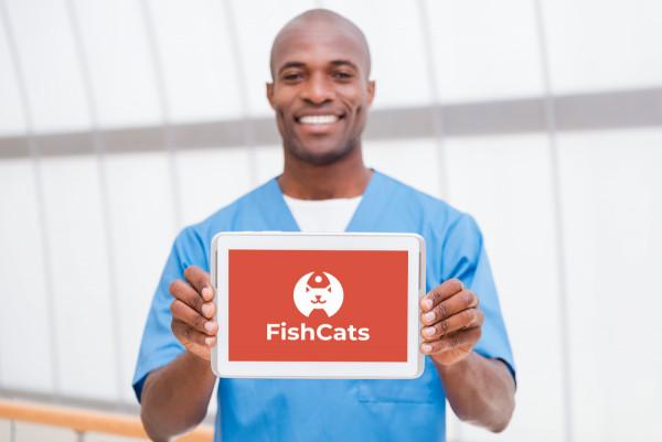 Sample branding #2 for Fishcats