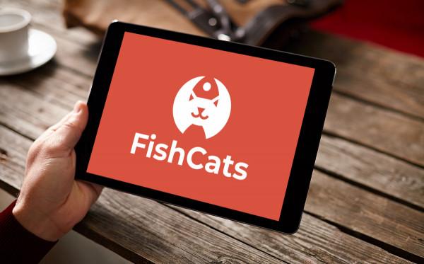 Sample branding #3 for Fishcats