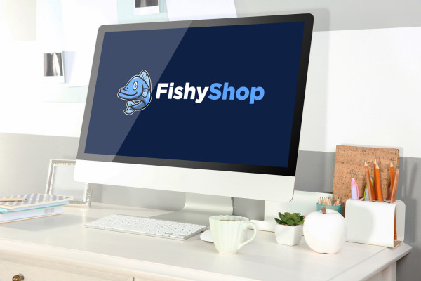 Sample branding #3 for Fishyshop