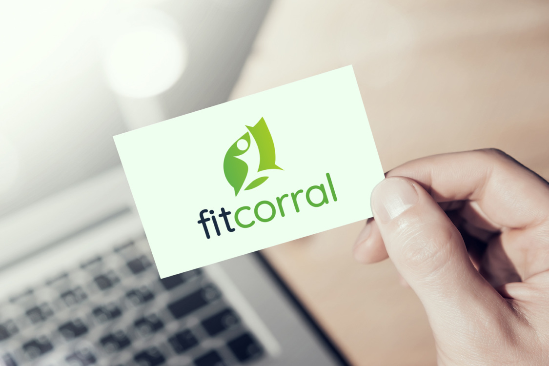 Sample branding #2 for Fitcorral