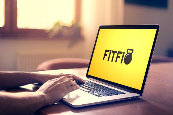 Sample branding #2 for Fitfio