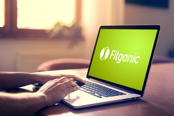 Sample branding #2 for Fitganic