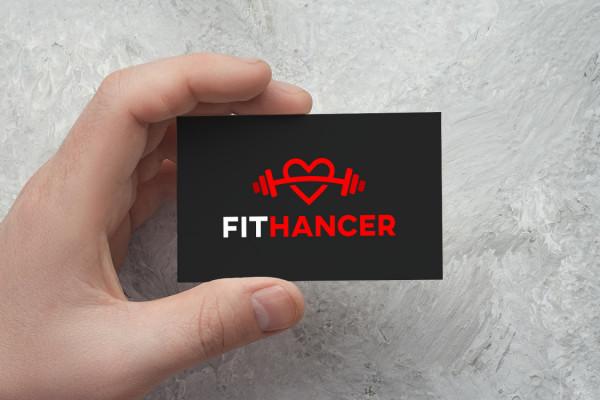 Sample branding #2 for Fithancer