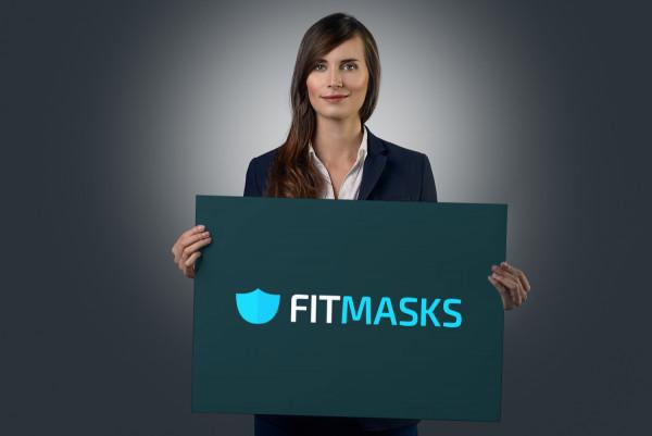 Sample branding #1 for Fitmasks