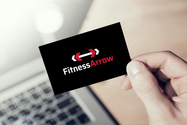 Sample branding #1 for Fitnessarrow
