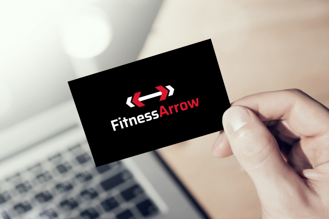 Sample branding #1 for Fitnessarrow