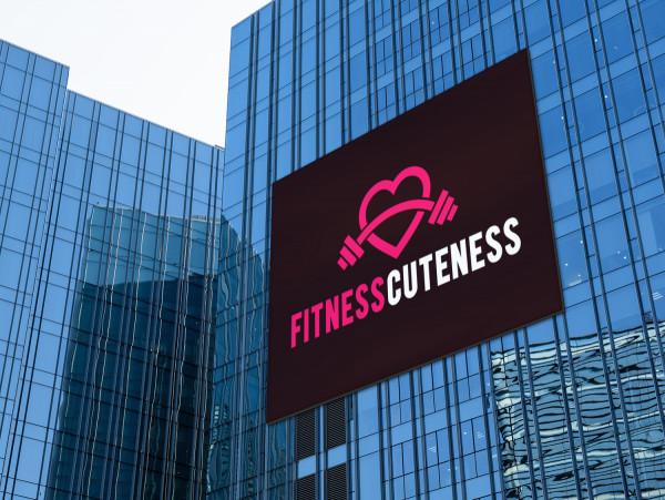 Sample branding #3 for Fitnesscuteness