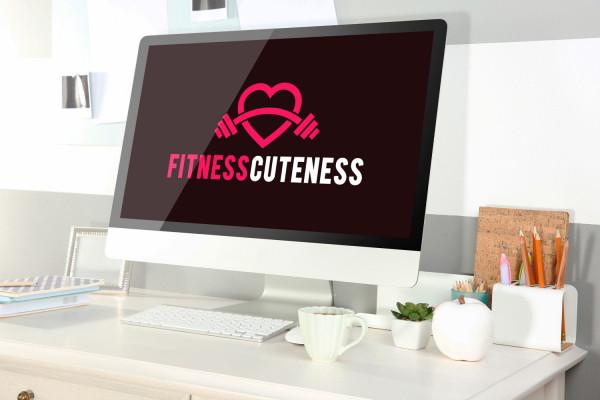 Sample branding #2 for Fitnesscuteness