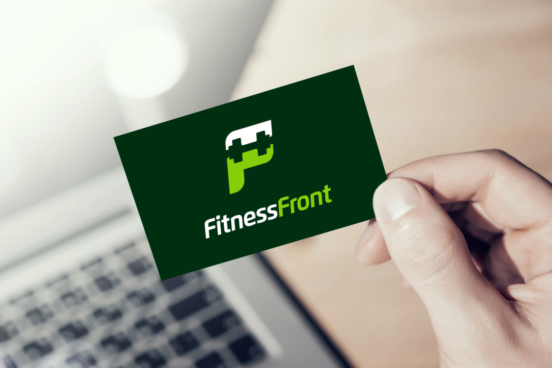 Sample branding #2 for Fitnessfront