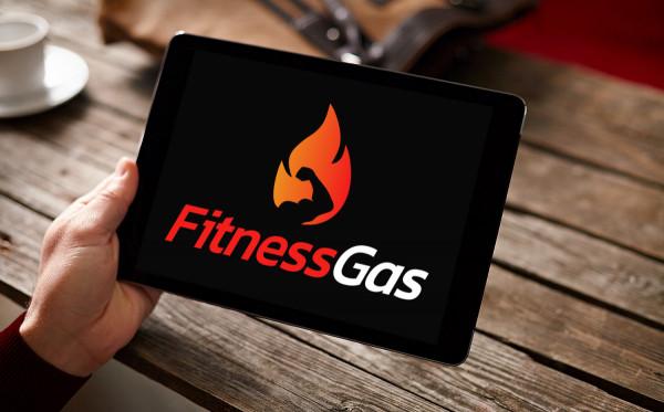 Sample branding #1 for Fitnessgas