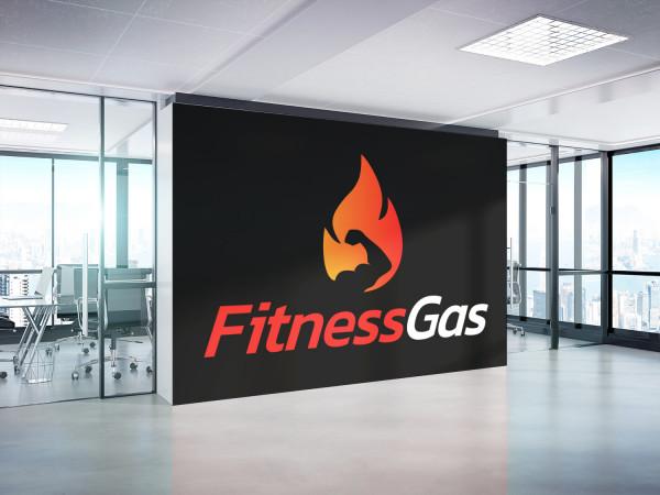 Sample branding #2 for Fitnessgas