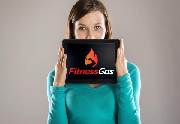 Sample branding #3 for Fitnessgas