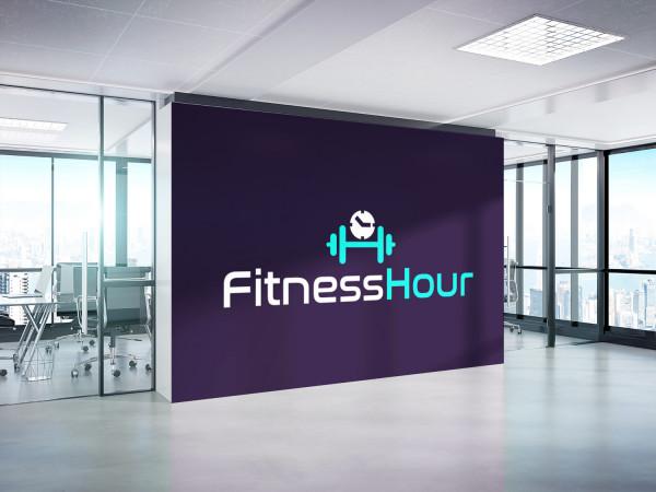 Sample branding #3 for Fitnesshour