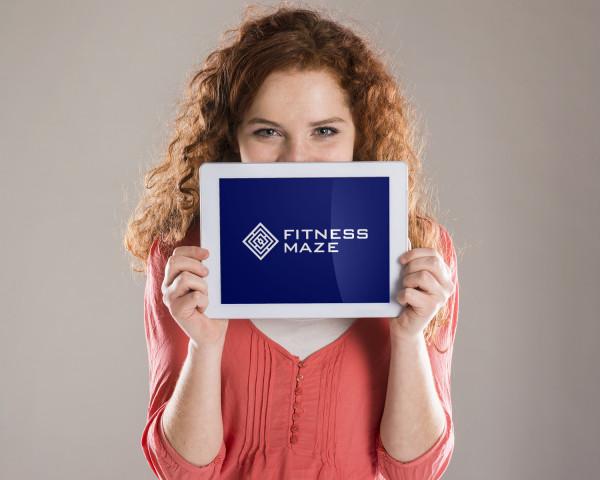 Sample branding #1 for Fitnessmaze