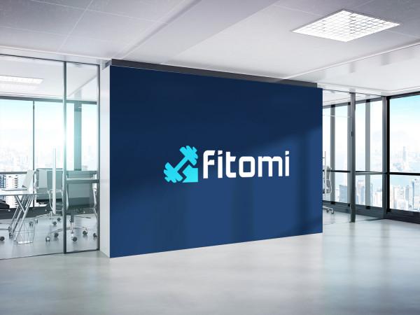 Sample branding #2 for Fitomi