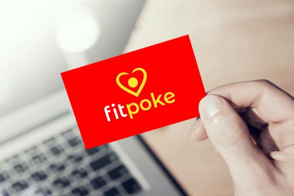 Sample branding #2 for Fitpoke