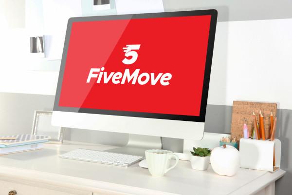 Sample branding #3 for Fivemove