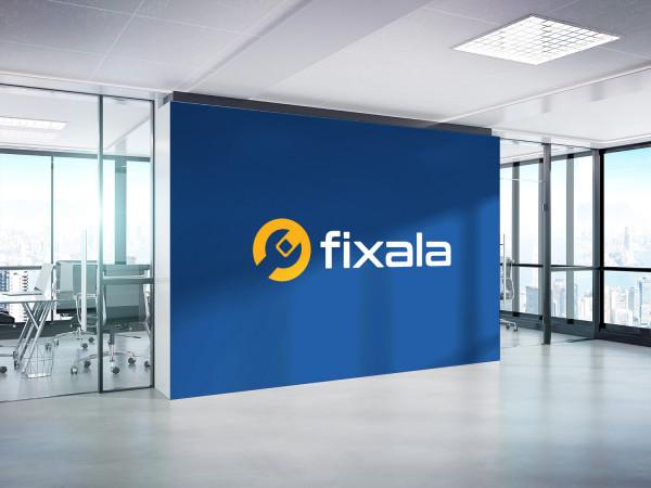 Sample branding #2 for Fixala