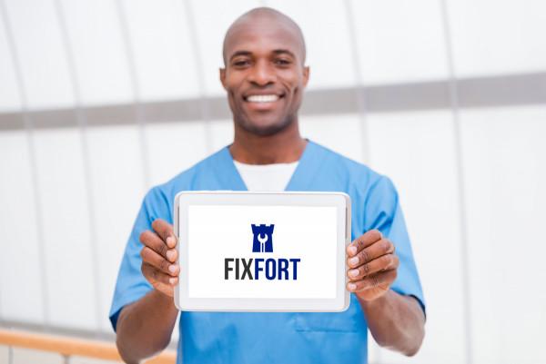 Sample branding #1 for Fixfort