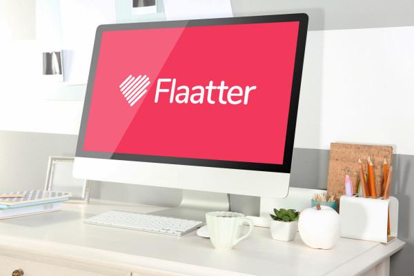 Sample branding #3 for Flaatter