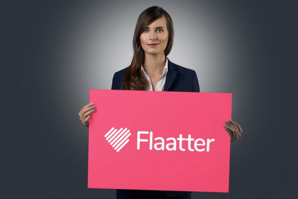 Sample branding #1 for Flaatter