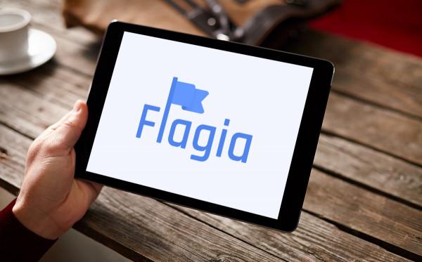 Sample branding #3 for Flagia