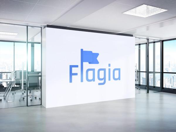 Sample branding #2 for Flagia