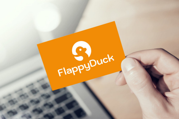 Sample branding #1 for Flappyduck