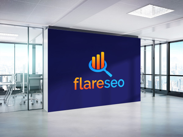 Sample branding #2 for Flareseo