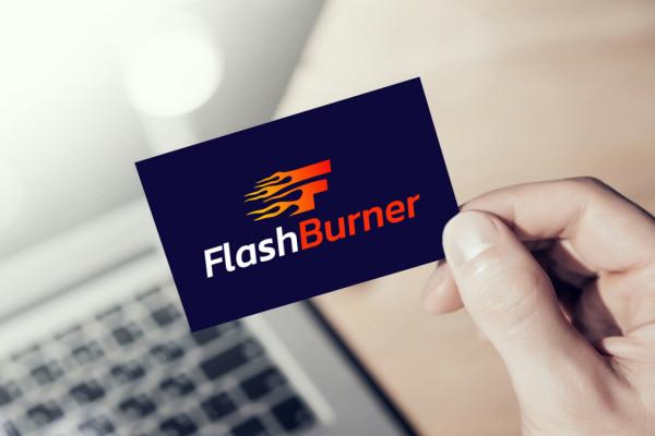 Sample branding #1 for Flashburner