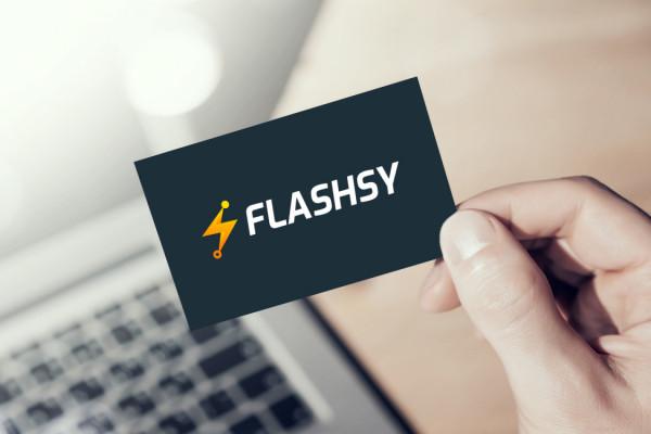 Sample branding #1 for Flashsy