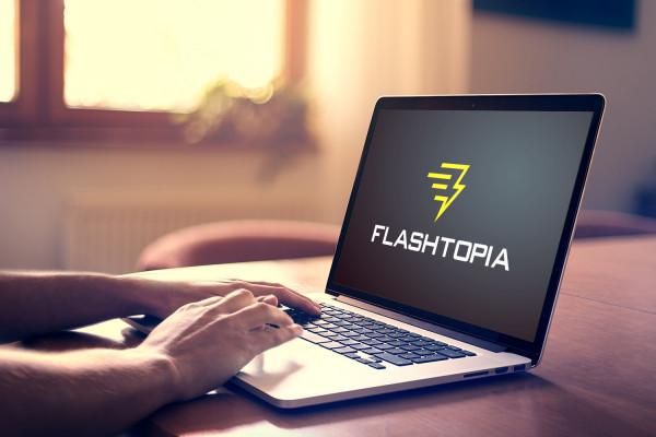 Sample branding #2 for Flashtopia