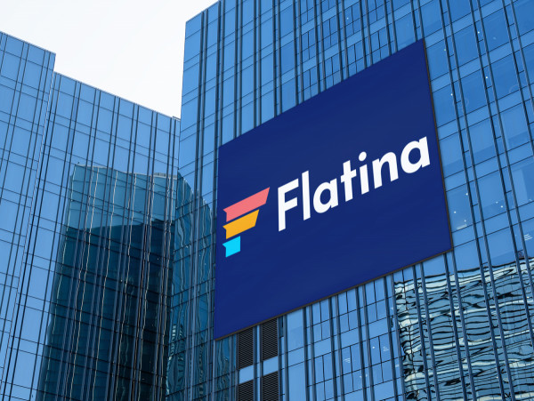 Sample branding #1 for Flatina