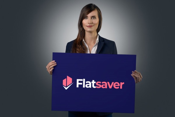 Sample branding #3 for Flatsaver