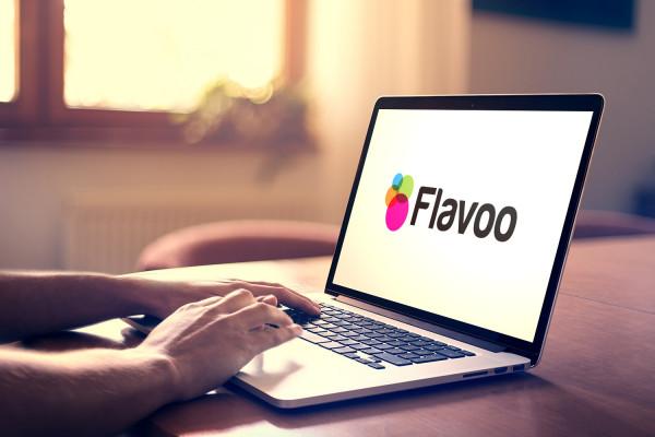 Sample branding #1 for Flavoo
