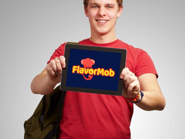 Sample branding #1 for Flavormob