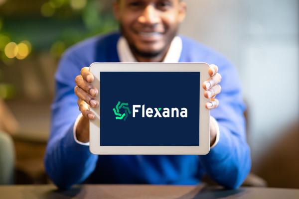 Sample branding #3 for Flexana