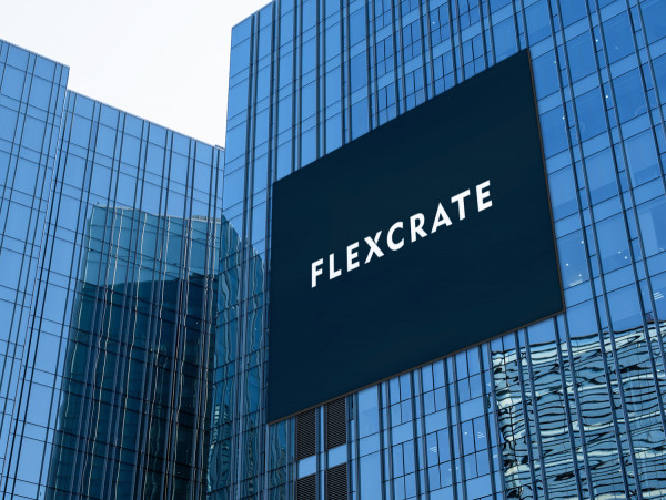Sample branding #3 for Flexcrate
