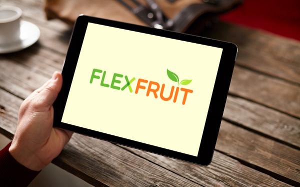 Sample branding #3 for Flexfruit