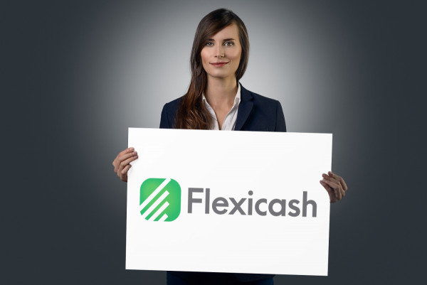 Sample branding #1 for Flexicash