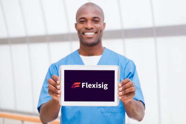 Sample branding #1 for Flexisig