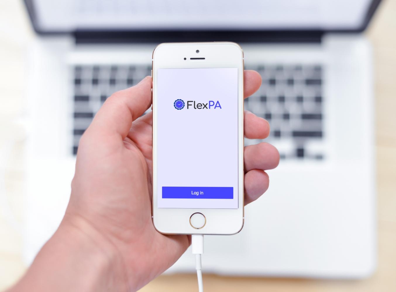 Sample branding #2 for Flexpa