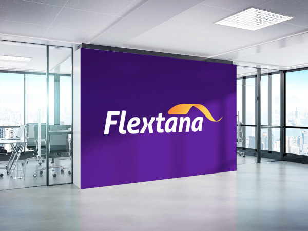 Sample branding #3 for Flextana