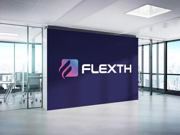 Sample branding #2 for Flexth