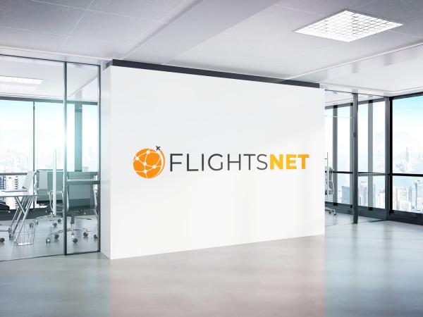 Sample branding #3 for Flightsnet