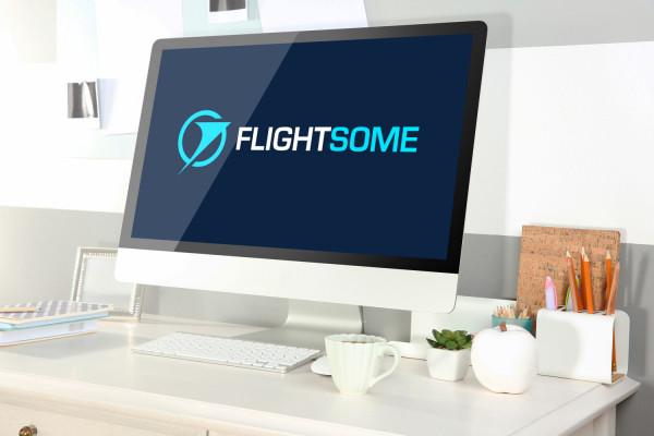 Sample branding #1 for Flightsome