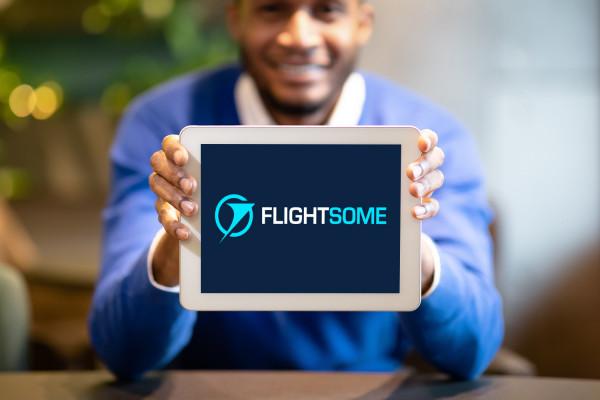 Sample branding #2 for Flightsome