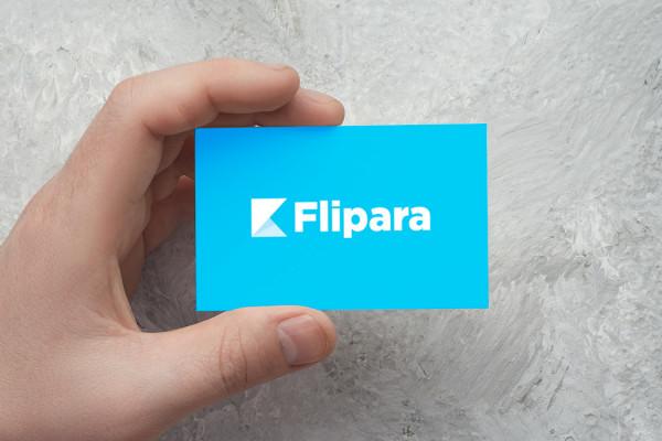 Sample branding #3 for Flipara